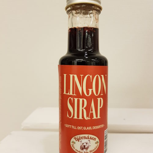 Lingon Sirap
