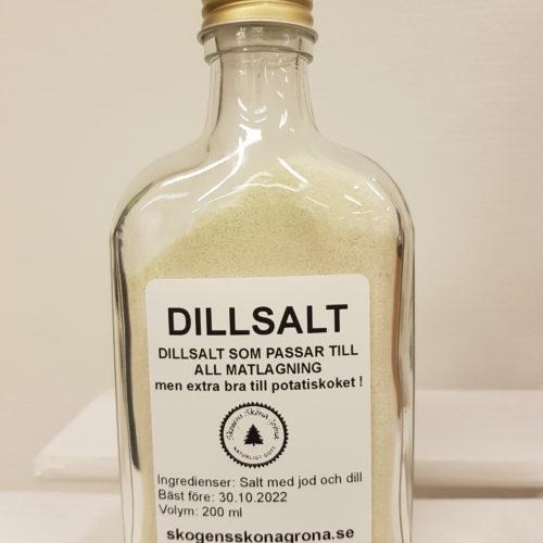 Dillsalt